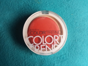Oil Control Pressed Powder by Colortrend (Avon) Review
