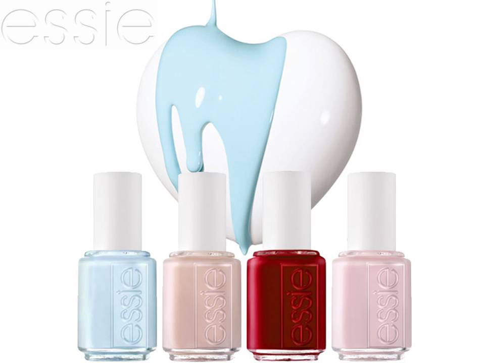 Essie Nail Polishes: Real Versions vs. Fake Versions