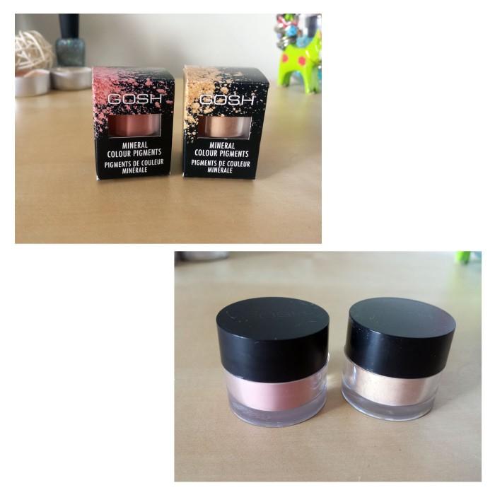 gosh mineral colour pigments