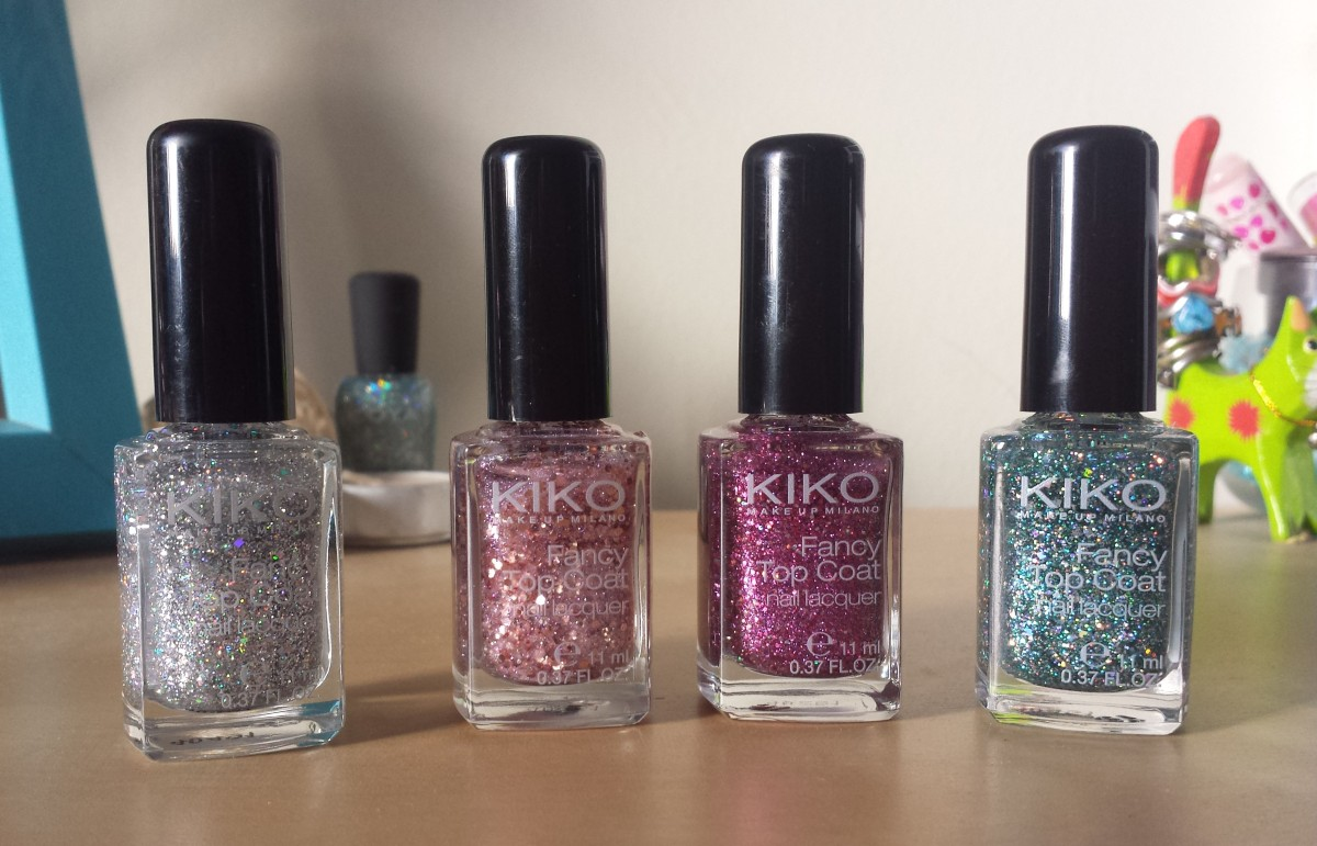 Kiko Fancy Top Coat: Review & Swatches
