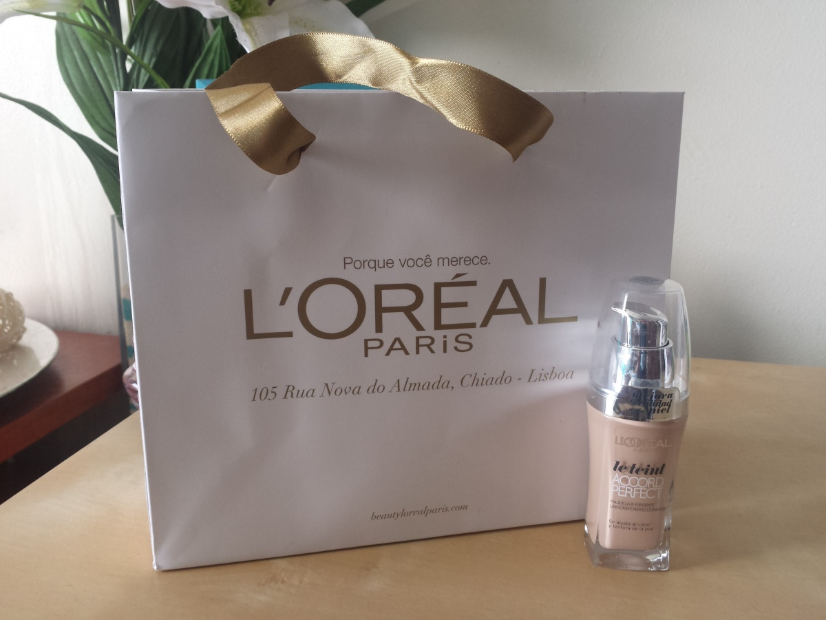 L'Oréal Paris True Match Foundation: Review & Swatch