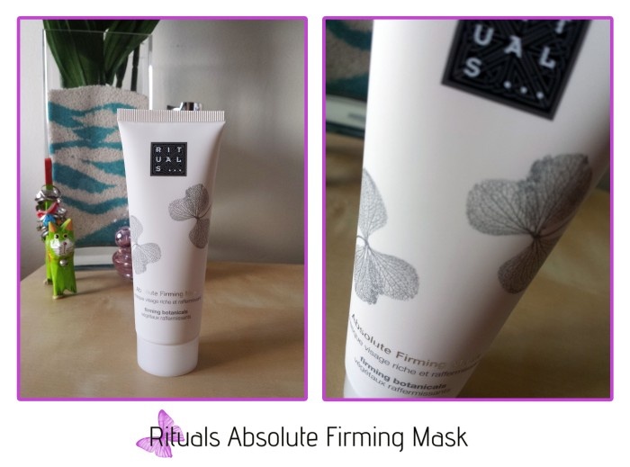 Rituals Absolute Firming Mask