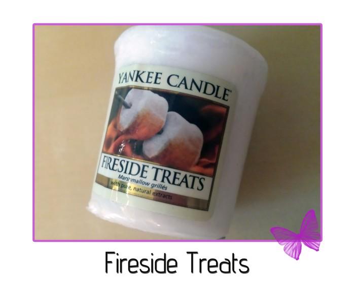 yankee candle fireside treats sampler
