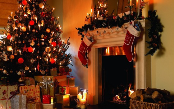 Tree-House-Christmas-Decorations-Ideas