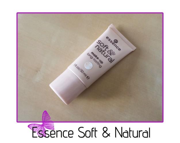 essence soft & natural make-up long-lasting