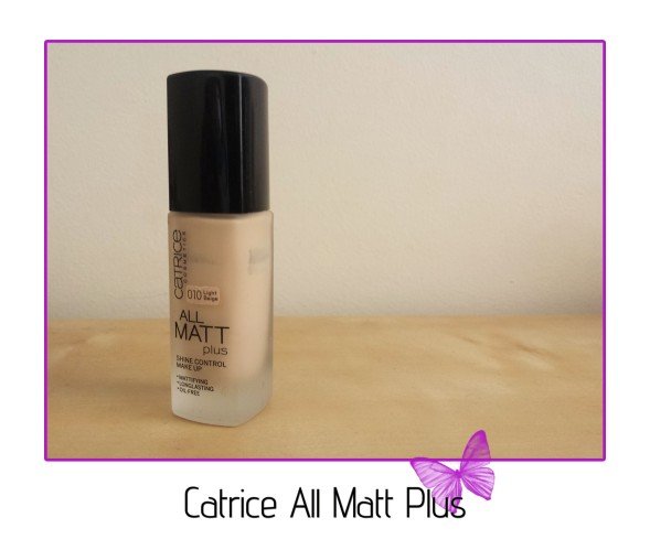 Catrice All Matt Plus Foundation