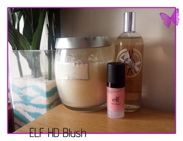 elf hd blush