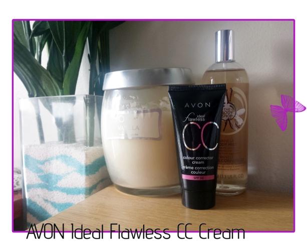 avon ideal flawless cc cream