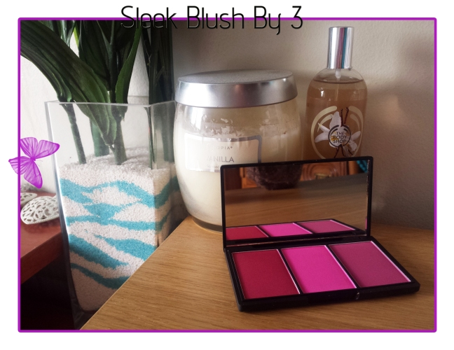 sleek blush by 3