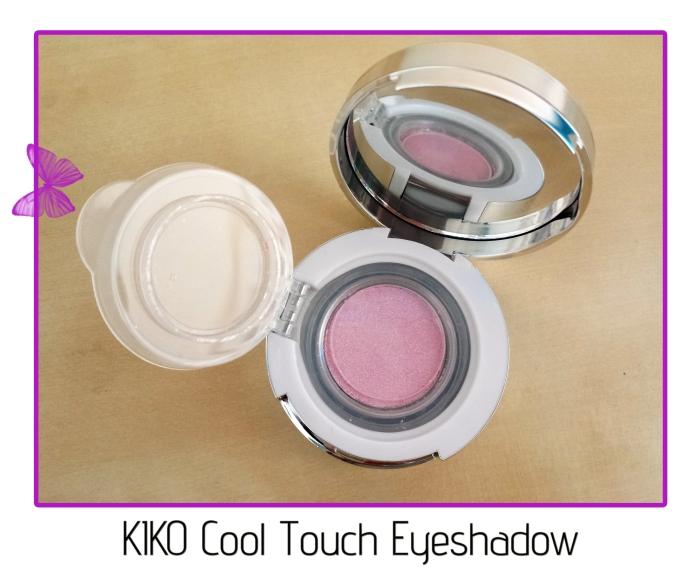 KIKO Cool Touch Eyeshadow